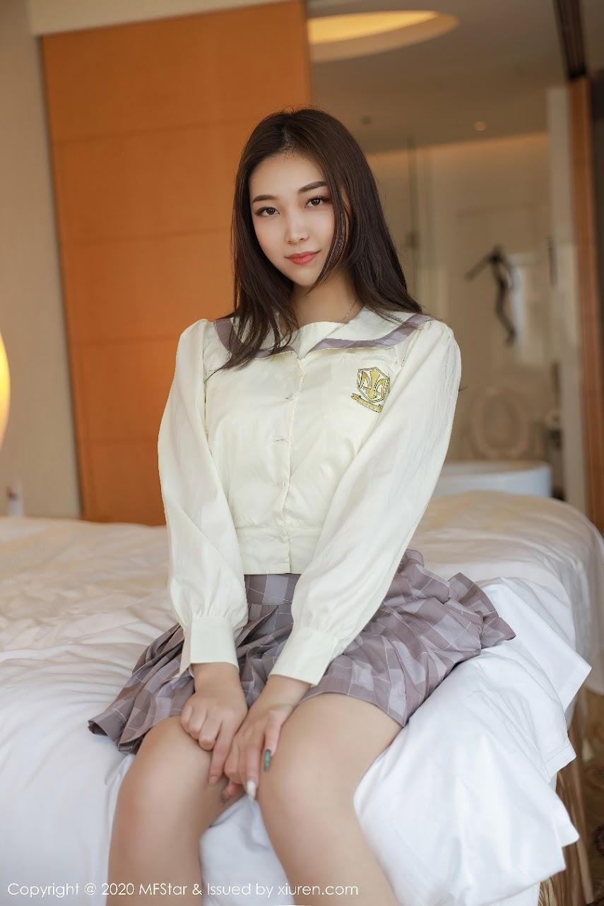 [MFStar] 2020-10-10 Vol.399 Zheng Yingshan - Girlsdelta